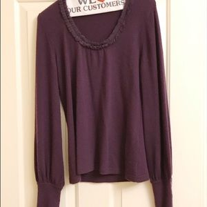Anthropologie cashmere sweater